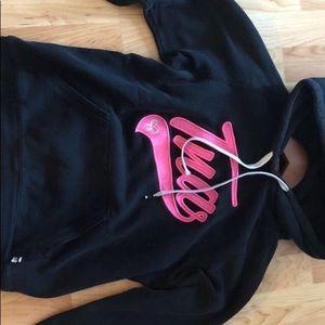 Black TNA hoodie